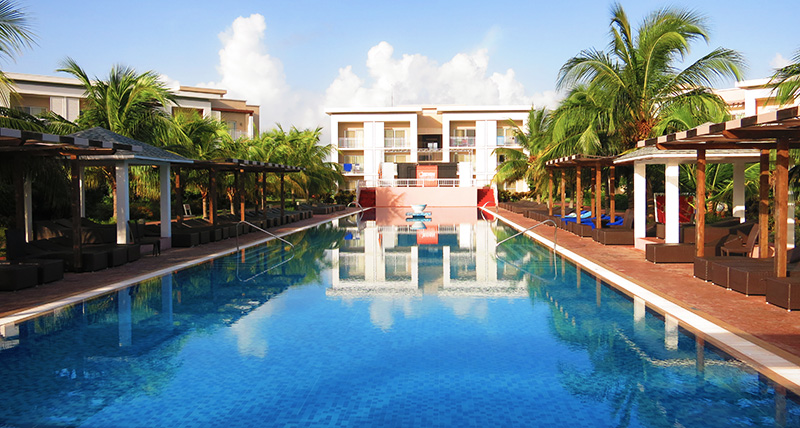 Hotel Playa Cayo Santa Maria swimming pool